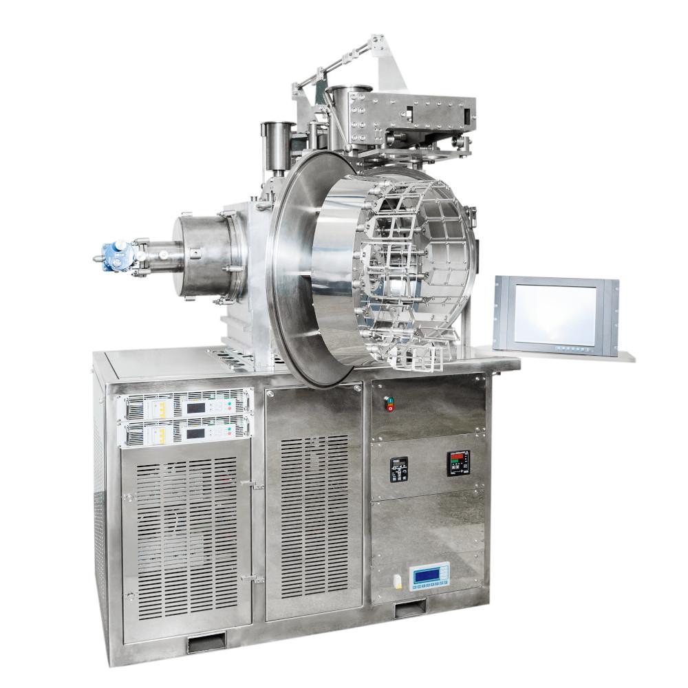 Автоматизированная установка вакуумного напыления УВН-74П-3М-3