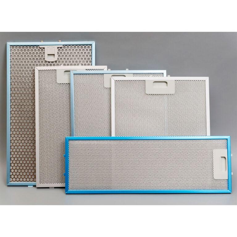 Многослойный алюминиевый фильтр