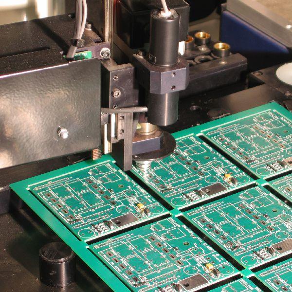 Изготовление печатных плат